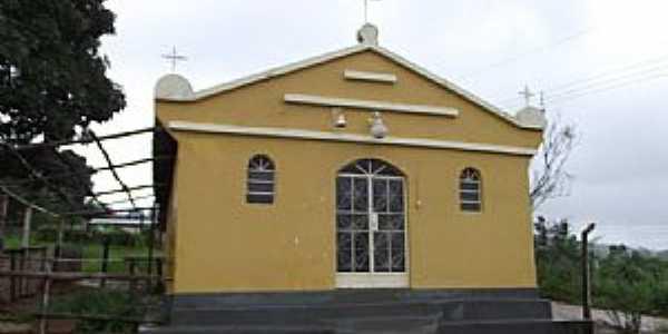 Cláudio-MG-Capela de São Francisco-Foto:vichv