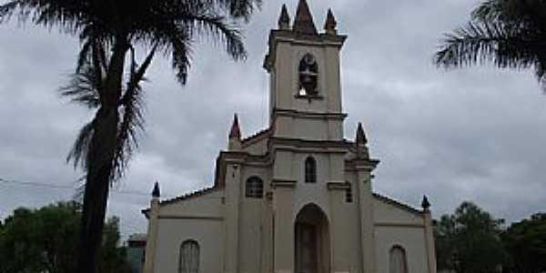 Cláudio-MG-Igreja de Santo Antônio-Foto:vichv