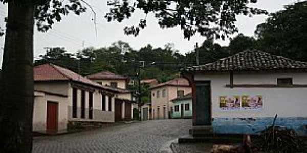 Cláudio Manuel-MG-Centro Histórico-Foto:GELASBRFOTOGRAFIAS