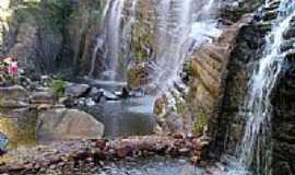 Cocais - Cachoeira de Cocais por Juarez de Oliveria