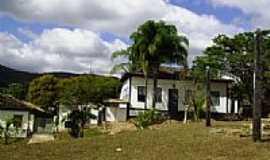 Cocais - Casa Antiga na Praça por Leandro Durães