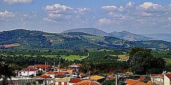 Conceição da Aparecida-MG-Vista parcial-Foto:nascentesdasgerais.com.br