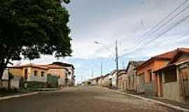 Conceição da Barra de Minas - Rua da cidade-Foto:altairalvim [Panoramio]