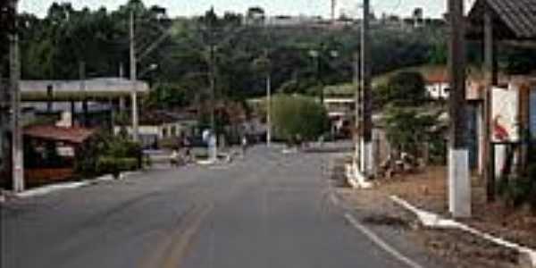 Chegada à Conceição da Barra de Minas-Foto:altairalvim [Panoramio]