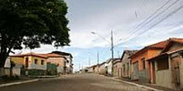 Rua da cidade-Foto:altairalvim [Panoramio]