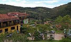 Conceição do Ibitipoca - Conceição do Ibitipoca-MG-Vista parcial da cidade-Foto:www.gebh.net