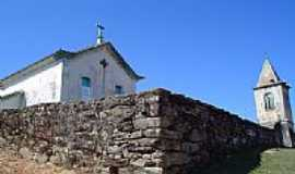 Conceição do Ibitipoca - Igreja Matriz de Conceição do Ibitipoca-MG-Foto:Newton Cotrim