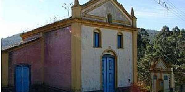 Conceição do Ibitipoca-MG-Igreja do Rosário-Foto:jujuzinha85