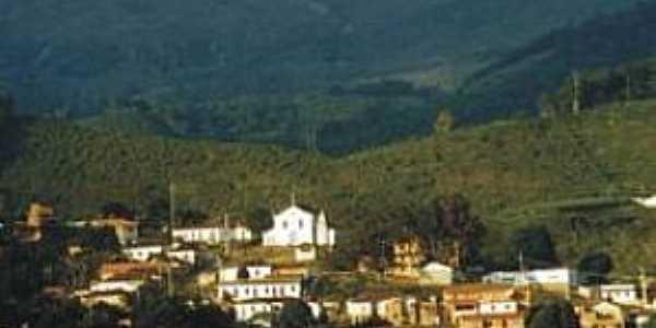 Conceição do Ibitipoca-MG-Vista da cidade-Foto:ecoviagem.uol.com.br