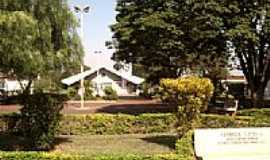 Conceição das Alagoas - Praça da Matriz foto por Beto Mendonça