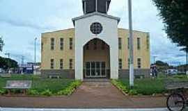 Conceição das Alagoas - Igreja de São Pedro , por samuel garcia silva