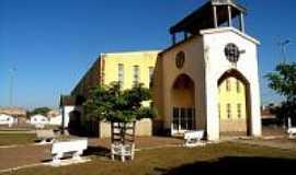 Conceição das Alagoas - Igreja São Pedro