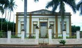 Concei��o das Alagoas - Casa da Cultura