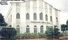 Concei��o das Alagoas - Igreja da Congrega��o Crist� do Brasil em Concei��o das Alagoas-Foto:Congrega��o Crist�.NET
