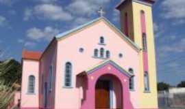 Conceição das Alagoas - Igreja Santa Rita, Por Valter Lesquim de Paula
