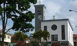 Conceição das Pedras - Igreja Matriz em Conceição das Pedras-Foto:Furlanetto