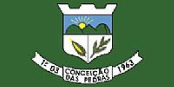 .Bandeira de Conceição das Pedras - MG