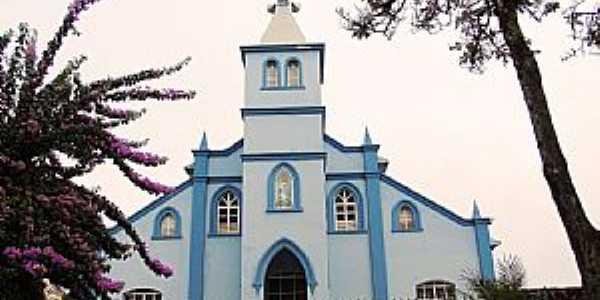 Conceição de Itaguá-MG-Matriz de N.Sra.Conceição-Foto:Vicente A.Queiroz