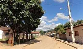 Conceição de Minas - Conceição de Minas-MG-Rua central do Distrito-Foto:Roldao M