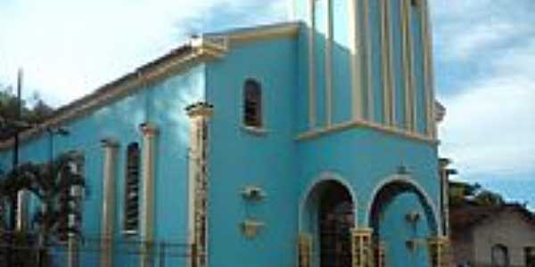 Igreja Matriz-Foto:Evandro Miranda
