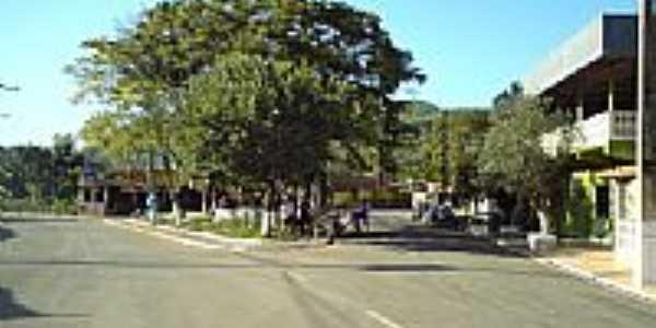 Praça central-Foto:Evandro Miranda [Panoramio]
