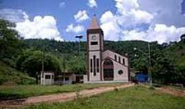 Conceição de Tronqueiras - Igreja em Conceição de Tronqueiras-Foto:RBARROSOF