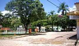 Conceição de Tronqueiras - Praça em Conceição de Tronqueiras-Foto:RBARROSOF