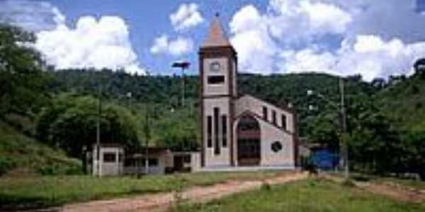 Igreja em Conceição de Tronqueiras-Foto:RBARROSOF