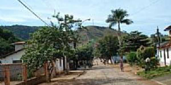 Rua de Conceição de Tronqueiras-Foto:Izaides