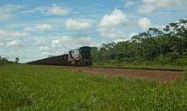 Ferreira Gomes - Ferreira Gomes-AP-Trem de Minério de Ferro-Foto:Alan Kardec