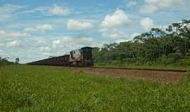 Ferreira Gomes - Ferreira Gomes-AP-Trem de Min�rio de Ferro-Foto:Alan Kardec