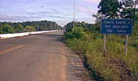 Ferreira Gomes - Ponte Rio Araguari-Foto:Alan.Kardec