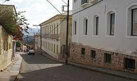 Conceição do Mato Dentro - Conceição do Mato Dentro-MG-Rua do centro-Foto:Fernando Bezerra