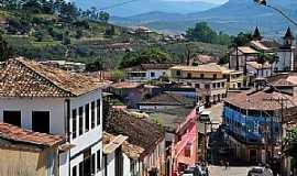Conceição do Mato Dentro - Conceição do Mato Dentro-MG-Vista da cidade-Foto:Leandro Durães