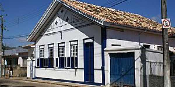 Conceição do Mato Dentro-MG-Casarão colonial-Foto:Fernando Bezerra