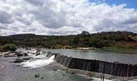 Conceição do Pará - Barragem da Usina Dr. J. L. Guimarães em Conceição do Pará-MG-Foto:rodrigo francis