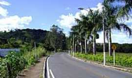 Conceição do Pará - Entrada da cidade de Conceição do Pará-MG-Foto:Nicodemos Rosa