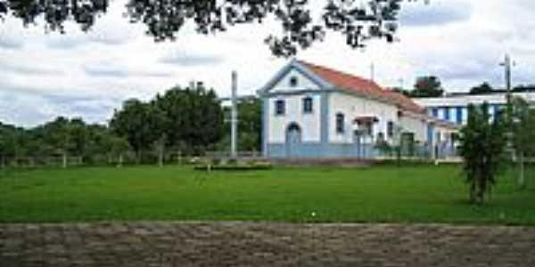 Igreja em Concei��o do Par�-MG-Foto:Alice Cristina