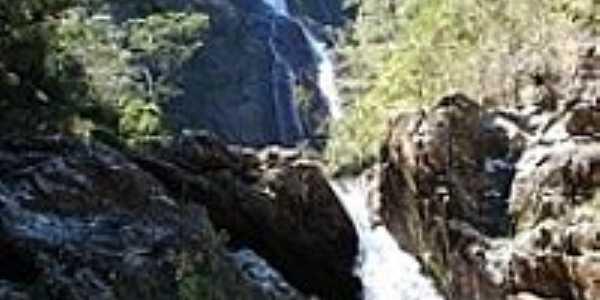 Cachoeira-Foto:Wagner S. Ribeiro