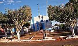 Condado do Norte - Praça e Igreja de Condado do Norte-Foto:joseborges -