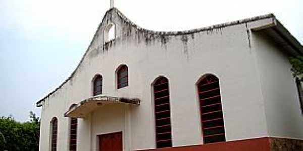 Cônego Marinho-MG-Matriz de São Vicente de Paulo-Foto:Vicente A. Queiroz