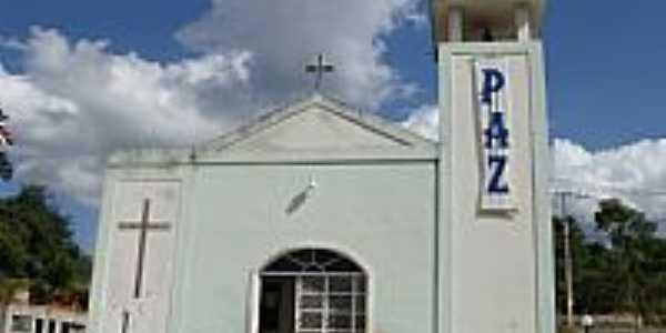 Confins-MG-Igreja de São José-Foto:LUIS MACEDO
