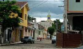 Congonhal - Vista da Igreja Matriz