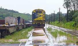 Congonhas - Congonhas-MG-Ferrovia da cidade-Foto:Charlie Styforlamber