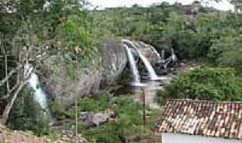 Congonhas do Norte - Cachoeira de Levi-Foto:Ivan Correa