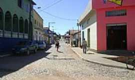 Congonhas do Norte - Rua 23 de Mar�o-Foto:Ivan Correa