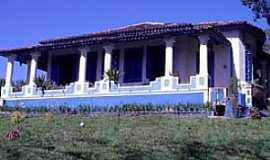 Conselheiro Lafaiete - Conselheiro Lafaiete-MG-Casa de Hóspede da Remonta em estilo neoclássico-Foto:PMCL