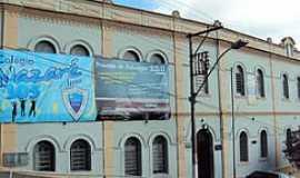 Conselheiro Lafaiete - Conselheiro Lafaiete-MG-Colégio Nossa Senhora de Nazaré-Foto:PMCL