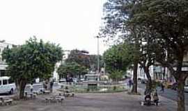 Conselheiro Lafaiete - Pra�a Tiradentes