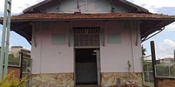 Conselheiro Lafaiete-MG-Centro Cultural Maria Andrade Rezende-Foto:PMCL